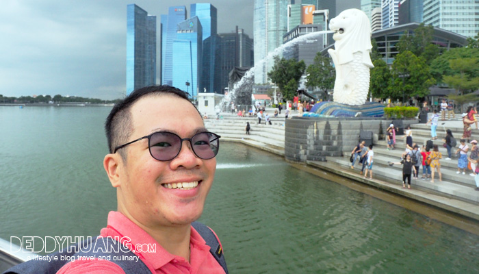 merlion park 02 - See and Do : Jalan Hemat di Singapura