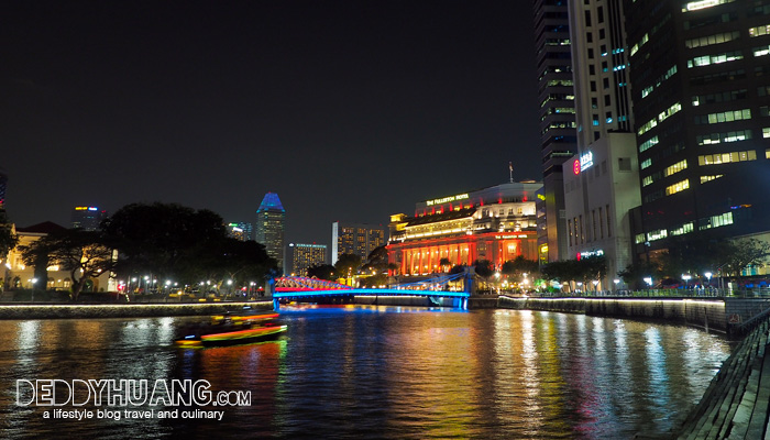 singapore river - See and Do : Jalan Hemat di Singapura