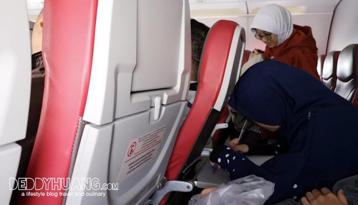 tips naik pesawat