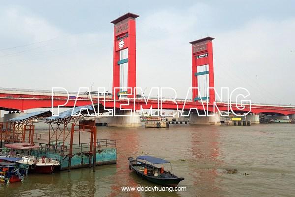 Aktivitas Seru Jadi Turis Menikmati Kota Palembang