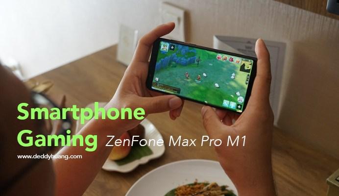 smartphone gaming zenfone max pro m1 - Kini Eranya Smartphone Gaming ZenFone Max Pro M1