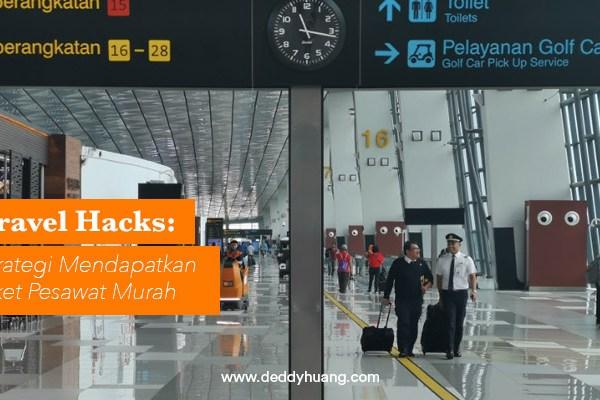 Cashback Buddy Strategi Mencari Tiket Pesawat Murah