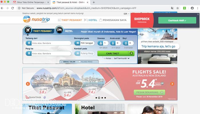 tiket pesawat murah 01 - Cashback Buddy Strategi Mencari Tiket Pesawat Murah