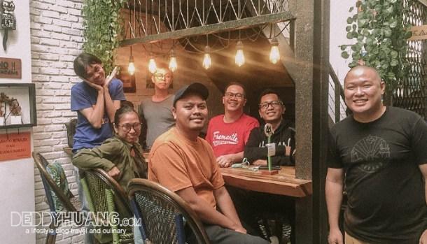 giyanti coffee roastery 01 - Menyeruput Kopi Arabika ala Giyanti Coffee Roastery