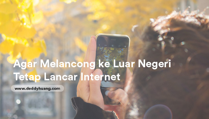 roaming data internasional