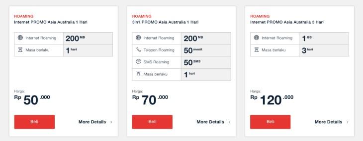 paket data roaming internasional telkomsel