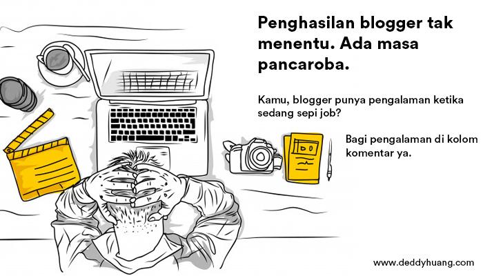 tips keuangan blogger