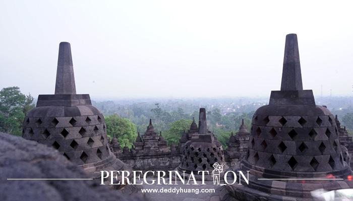 candi borobudur 06 - Menyapa Fajar Surya di Borobudur