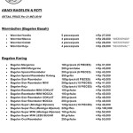 abadi bagelen pricelist 03 - Bagelen Abadi, Oleh-Oleh Khas Bandung Renyah Luar Dalam