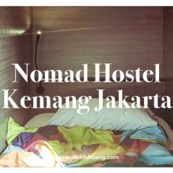Nomad Hostel Kemang Jakarta
