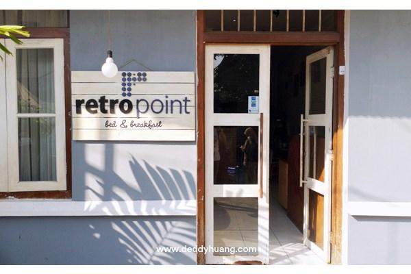 RetroPOINT Bandung, Penginapan Murah Dekat Stasiun Bandung