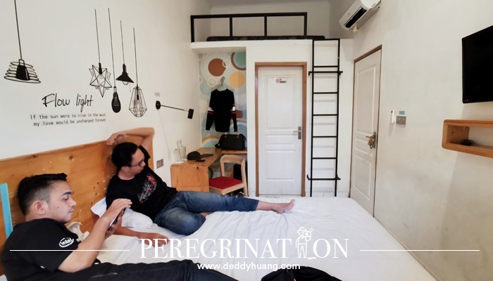 retropoint bandung deluxe kamar - RetroPOINT Bandung, Penginapan Murah Dekat Stasiun Bandung