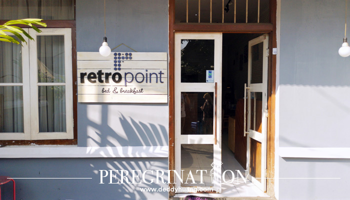 retropoint bandung pintu masuk - RetroPOINT Bandung, Penginapan Murah Dekat Stasiun Bandung