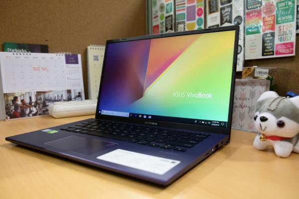 Asus VivoBook A412, Laptop 14 Inch Ukuran Kecil