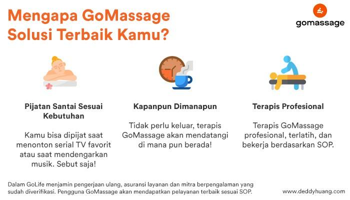 mengapa pilih gomassage