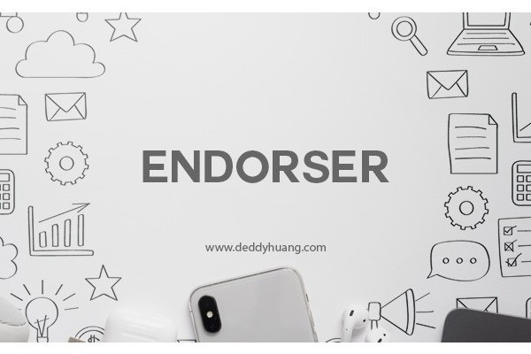 Endorser yang Asyik untuk Brand
