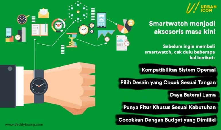 tips membeli smartwatch