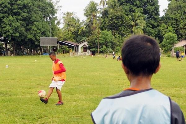Tulehu, Kampung Sepak Bola Pencetak Pemain Timnas Indonesia