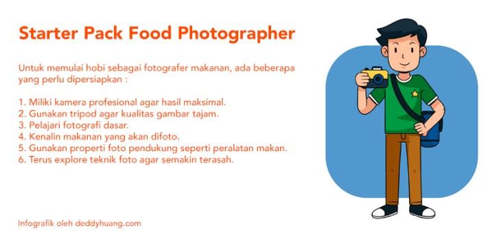tips foto makanan
