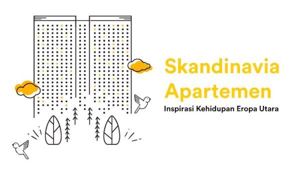 Apartemen Skandinavia : Inspirasi Kehidupan Eropa Utara