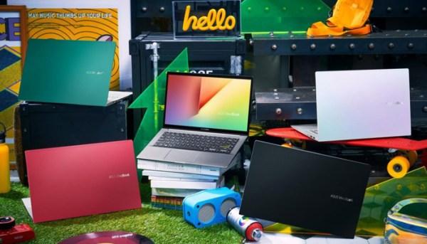 Warna VivoBook S14 S433 Bisa Meningkatkan Mood Bekerja