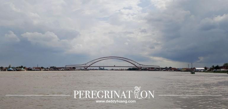 jembatan musi 6 palembang