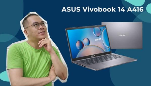 ASUS Vivobook 14 A416 Nyalakan Pijar Belajar Membuka Toko Online Mandiri Dari Rumah