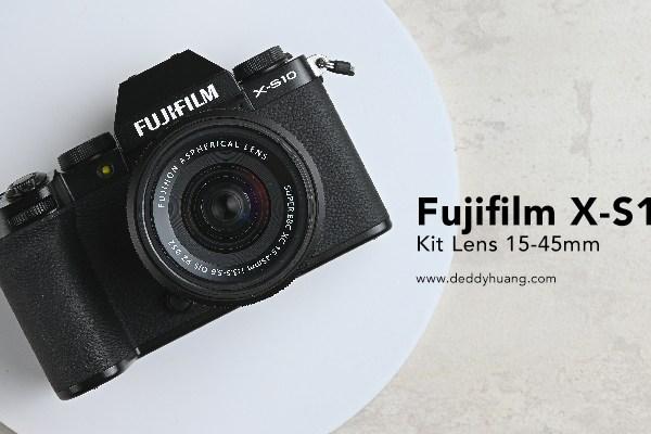 Fujifilm X-S10 Review, Kamera Mirrorless Ringan Cocok Bagi Fotografer dan Videografer