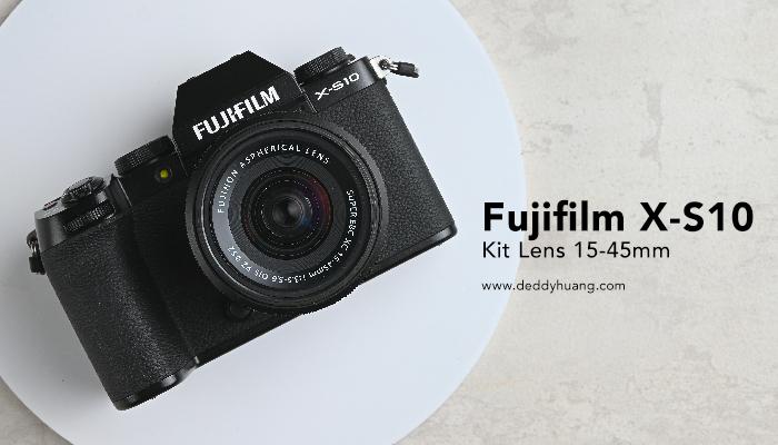 review fujifilm xs10