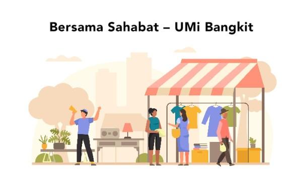 Asa Pijar Usaha Ultra Mikro Bersama Pusat Investasi Pemerintah