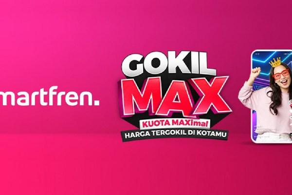 Makin Bebas Internetan Lancar dengan smartfren GOKIL MAX