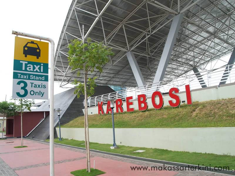 Stadiun Sepakbola Karebosi Makassar