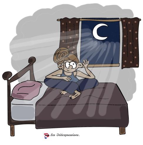 la nuit porte conseil