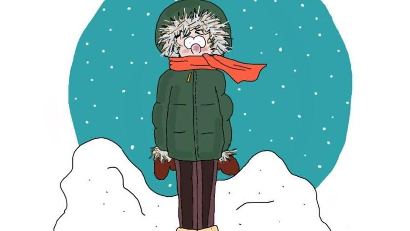 Etre habille(e) pour l'hiver Les Dédexpressions