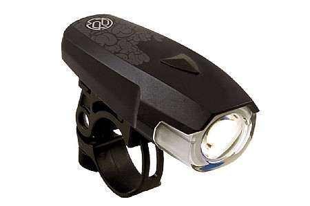 """fully contained bike head light"""