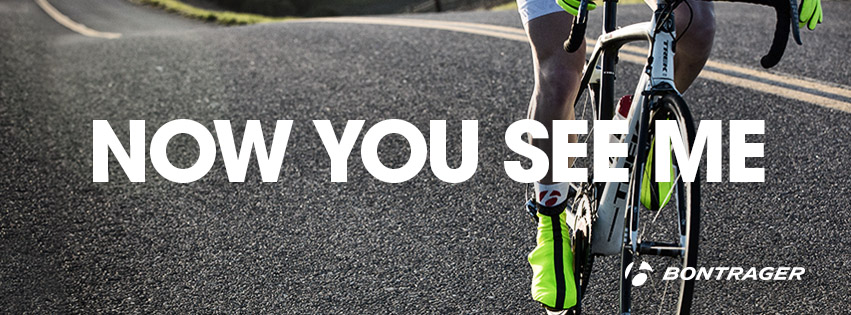 """""""ways to be more visible on your bike"""""""