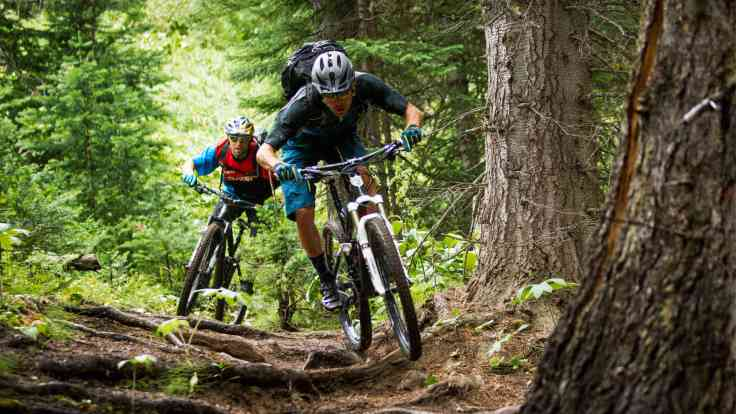 Mountain Biking Rocks!