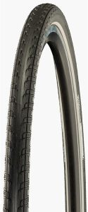 """bike tire with reflective sidewall"""