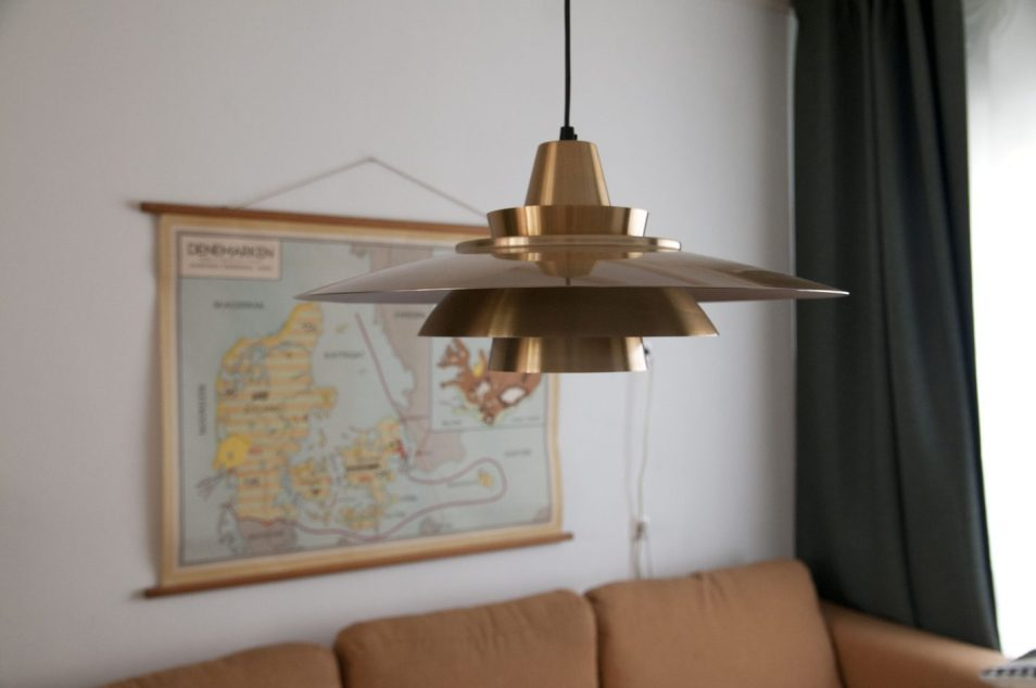 deens design lamp superlight