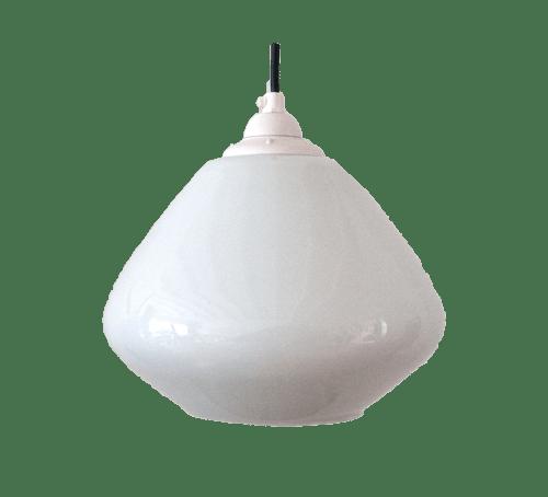 vintage hanglamp glas deens design