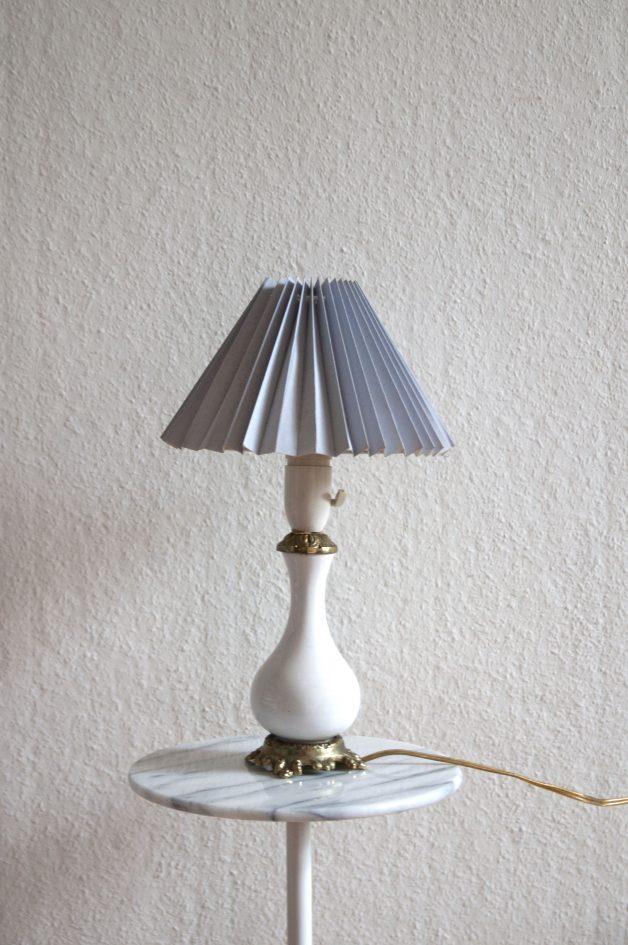 vintage tafellamp hollywood regency stijl