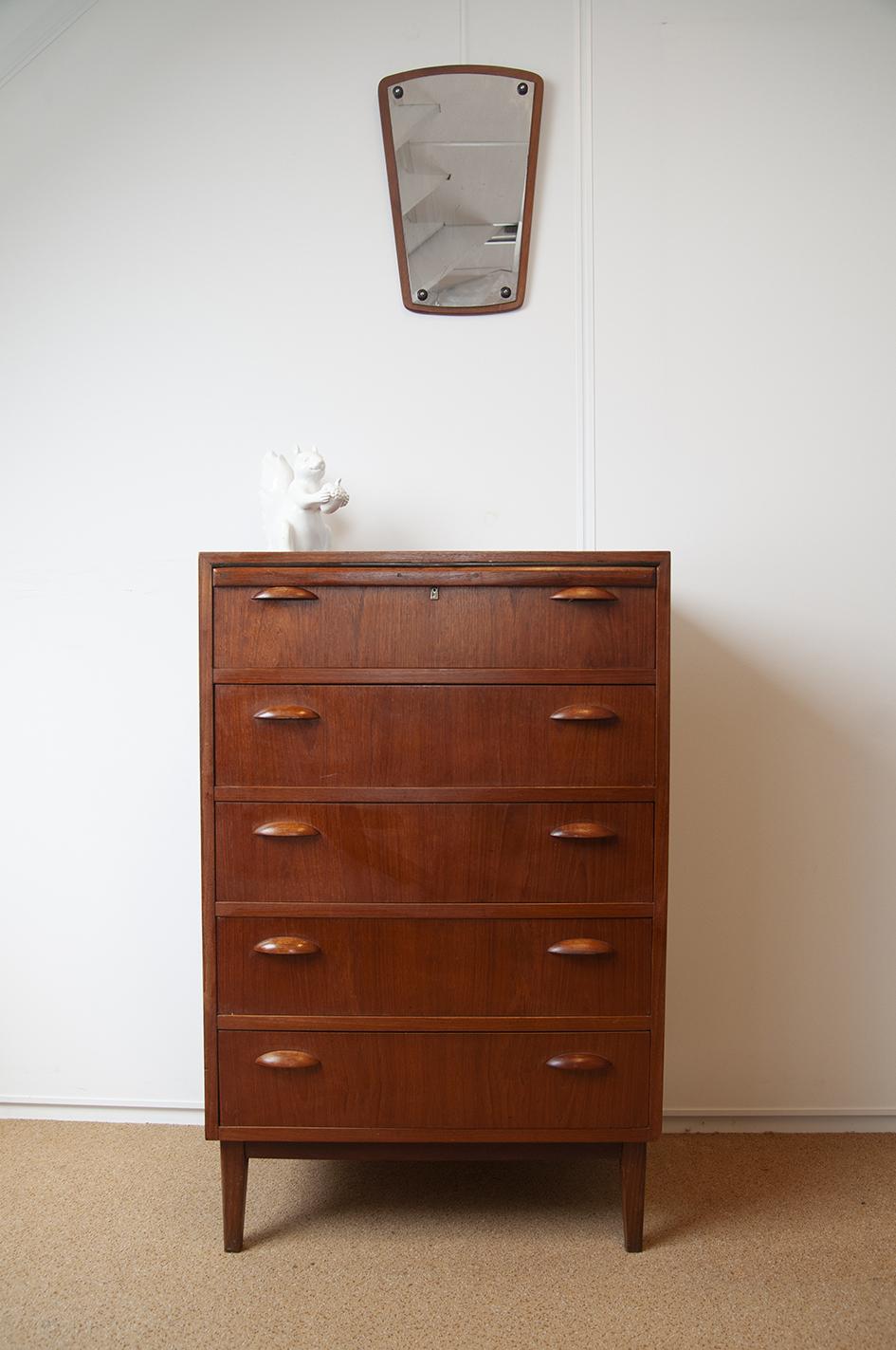 vintage dressoir kast