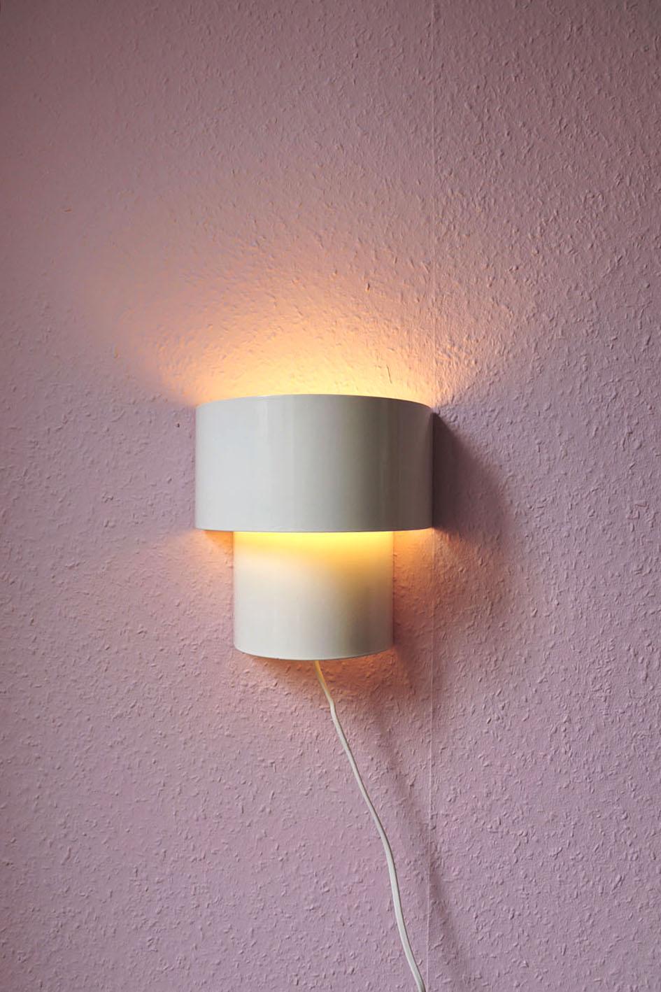 witte wandlamp nordlux