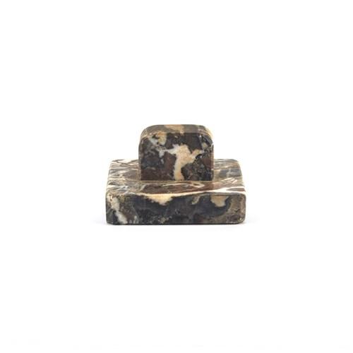 stenen bureau dingetje
