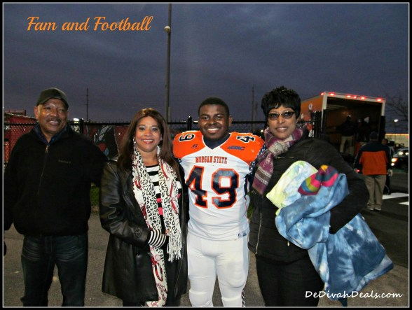 Fam and Football