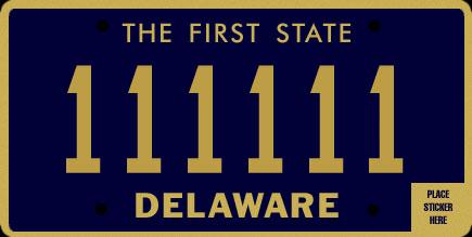 Circa_1990s-2000s_Delaware_License_Plate