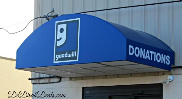 Goodwill Thrifting