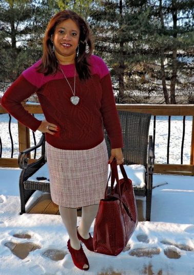 Friday Fashionista-Thank you DC Goodwill Fashionista
