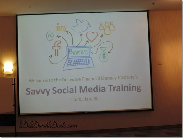 #SaavySocialMedia Workshop
