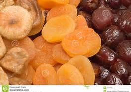 apricots and dates
